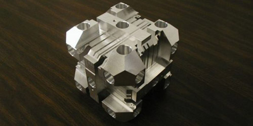 We have 13 precision CNC Milling Machines capable of producing parts with tolerances of .001